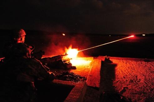 Colorado Guardsmen train hard at Fort Hood